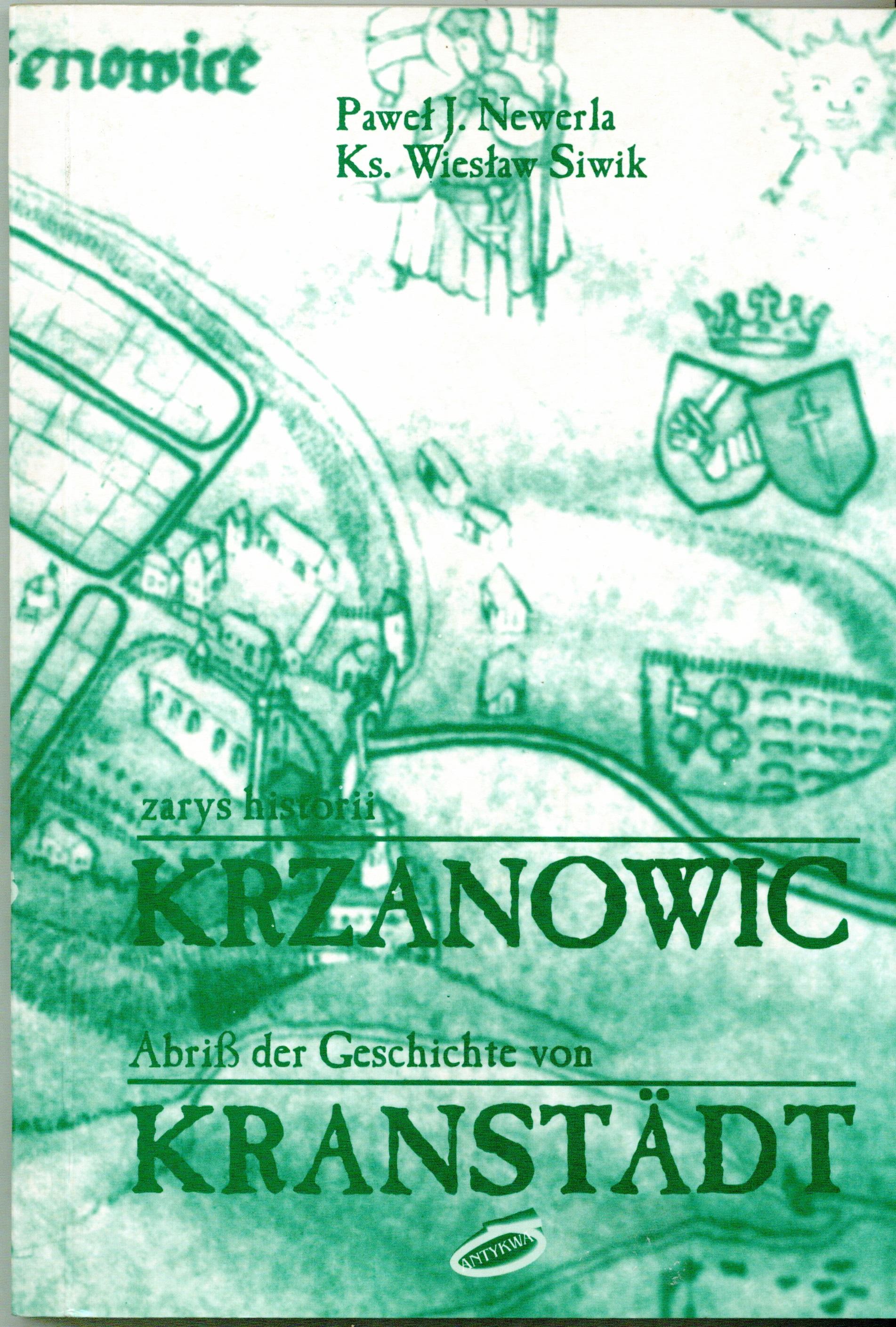 Zarys historii Krzanowic